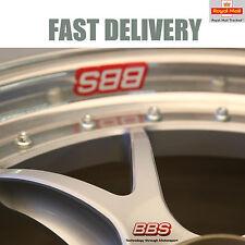 1x 500ML Tin German BBS Racing Silver Base Paint E50 E88 RS RS2 NEW