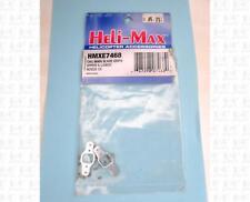 Heli-Max RC Parts Novus CX Aluminum Upper & Lower CNC Main Blade Grips HMXE7468