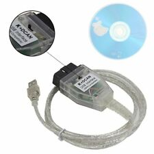 For BMW INPA K+DCAN with USB Interface Switch Diagnostic OBD2 Cable FT232RQChip@