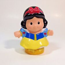 Fisher Price Little People Snow White Interactive Disney Castle Figure