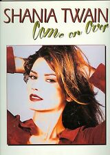Shania Twain Come On Over Songbook sheet music From This Moment On Stupid When