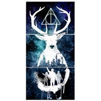 Filosofos Pedra Harry Potter Elenco Assinada Poster Autografado A4