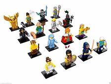 LEGO 71011 MINIFIGURES 16 MINIFIGURE ALL COMPLETA SERIE SERIES 15 DISPONIBILE