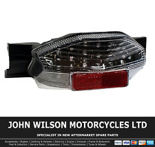 Suzuki GSX 1400 Rear Brake Tail Light Assembly LED Clear Lens