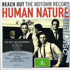 Reach Out: Motown Album by Human Nature (CD, Dec-1996, Phantom Import Distributi