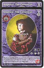 Angelica, The Canonicus x2 Lasombra SW VTES Jyhad