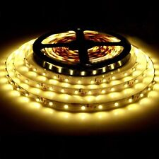 Warm White 5M 300 Leds 3528 Flexible Led Strip Lights Home DIY Tape 12V 24W New