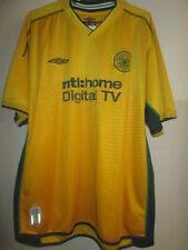 Celtic 2002-2003 Away Football Shirt Size Medium jersey trikot camiseta /10152