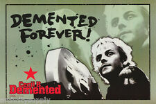 POSTER:MOVIE REPRO:CECIL B. DEMENTED -DEMENTED FOREVER FREE SHIP #ST2686  LC24 J
