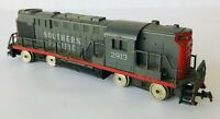 HO Scale Locomotive Southern Pacific Model Train Engine Made in Yugoslavia