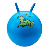 Wiggly Bug Sit & Bounce Childrens Kids Space Hopper Toy (45cm) Lucy Locket