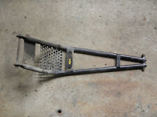 FRAME SKID GUARD BASH PLATE 1970 SACHS DKW125 125 HERCULES COUNTRY LEADING LINK