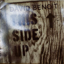 DAVID BENOIT: This Side Up-1985LP ERNIE WATTS