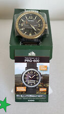 CASIO PROTREK PRG-600YL  Men's Watch New in Box