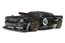 HPI RS4 Sport 3 RTR 1965 Ford Mustang Hoonicorn 1/10 4WD Drift RC-Car 115990