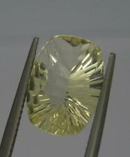 ***Beautiful Loose Natural 4.80ct Yellow Scapolite Fancy Cut Gemstone***