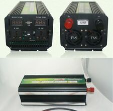 3000 Watt 6000W 12V Battery Power Inverter DC12V to AC220V Car, RV, Solar, RV