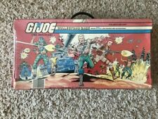 G I Joe Action Figure Collector's Case 1984