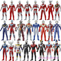 Superheroes action figure Ultraman Ultra Hero 500 series #1 - #30