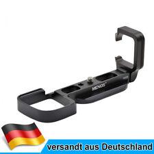 MENGS A6000 L Bracket Schnellwechselplatte für Sony A6000 Kamera mit Arca-Swiss