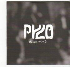 (EZ466) Pylo, Enemies - 2013 DJ CD