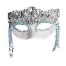 Maschere Amscan in cristallo per carnevale e teatro
