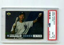 1994 Upper Deck Derek Jeter #550  PSA 8 NM-MT