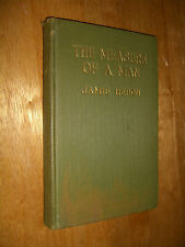 Jamie Heron The Measure Of A Man & other Songs First Edition Signed 1923