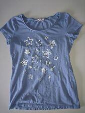 tom tailor denim T-Shirt mit Sterne Größe S Sternenshirt