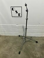 Gibraltar Straight Heavy Duty Drum Cymbal Stand Double Braced Hardware #ST071