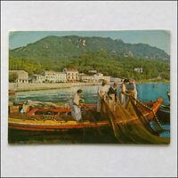 Corfu Benitses Postcard (P363)