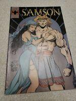 Samson #0 Issue is #1/2 Samson comics