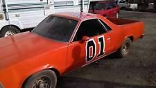 Dukes of Hazzard GENERAL LEE Vinyl Car Truck Door Decals
