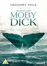 Moby Dick (DVD) Gregory Peck, Richard Basehart, Orson Welles, Leo Genn