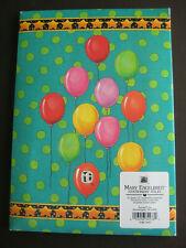 UNUSED 1994 Vintage Mary Engelbreit Stationery Folio set - Celebration Theme