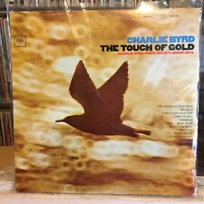 [JAZZ]~EXC LP~CHARLIE BYRD~The Touch Of Gold~[OG 1966~COLUMBIA~360-2-Eye~STEREO]