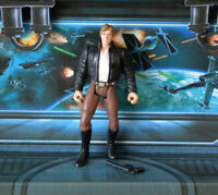 STAR WARS FIGURE 1995 POTF COLLECTION BESPIN HAN SOLO