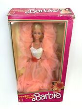 """Peaches 'n Cream Barbie Doll 1984 Classic N and ~ Clear Plastic Window Papers """""""