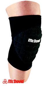 McDavid Pro Handball Knee Pad 670R, black XL