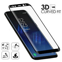 For Samsung Galaxy Note 8 3D Curved Temper Glass Screen Film Protector Skin