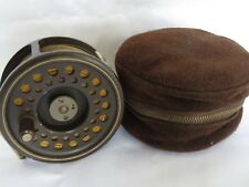 HARDY THE GOLDEN PRINCE #9/10 SALMON REEL FIRST EDITION NO 272 IN ZIPPED CASE