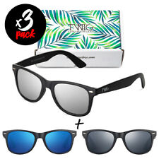 Tris occhiali da sole TWIG Pack DIRAC [Premium] uomo/donna sportivi fashion