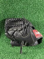 "Rawlings Heart of the Hide PRO205DC-15B 11.75"" Baseball glove (LHT)"