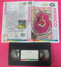 VHS film MESSICO AMERICA COLLECTION atlas video CINEHOLLYWOOD 8507 (F51) no dvd