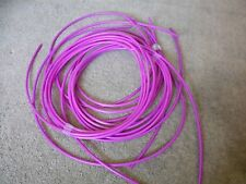 K'Nex KNEX PURPLE TUBING SCREAMIN SERPENT ROLLER COASTER 50' FEET TOTAL 6 PCS