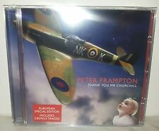 CD PETER FRAMPTON - THANK YOU MR. CHURCHILL - NUOVO NEW