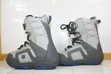 Burton Kids Moto Jr. Snowboard Boots, size kids 5 - Lot RB11