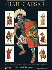 Warlord Games Hail Caesar Rules Hardback For 28mm Games BNIB