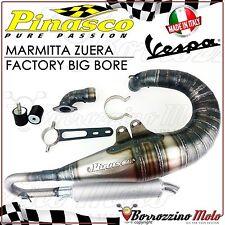 SCARICO PINASCO ZUERA FACTORY BIG BORE RACING D. 60 PER VESPA 50 SPECIAL L R N