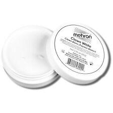 Mehron - Clown White Make Up 2.25 oz.